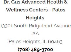 Palos Heights Address